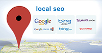 Local Search Rules for Local Business